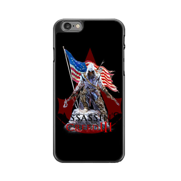 Assassin Creed 3 American Flag iPhone 6|6S Case | Babycasee