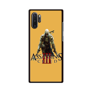 Assassins Creed 3 Game Samsung Galaxy Note 10 Plus Case | Babycasee
