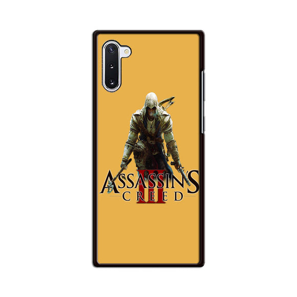 Assassins Creed 3 Game Samsung Galaxy Note 10 Case | Babycasee