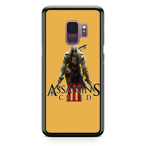 Assassins Creed 3 Game Samsung Galaxy S9 Case | Babycasee
