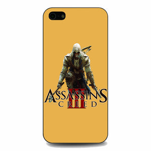 Assassins Creed 3 Game iPhone 5|5S|SE Case | Babycasee