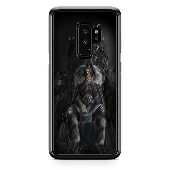 Assassins Creed Game Of Throne Samsung Galaxy S9 Plus| Babycasee