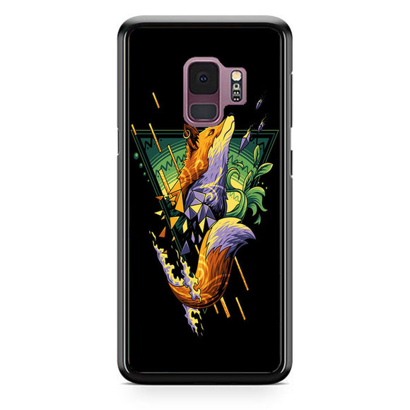 Astec Fox Samsung Galaxy S9 Case | Babycasee
