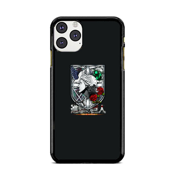 Attack On Titan All Emblem iPhone 11 Pro Max | Babycasee