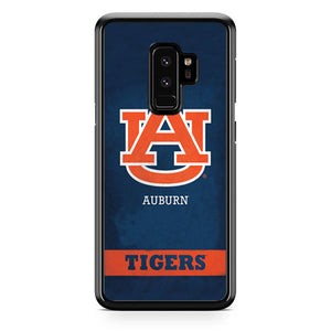 Auburn The Tiger With Texture Grunge Samsung Galaxy S9 Plus| Babycasee