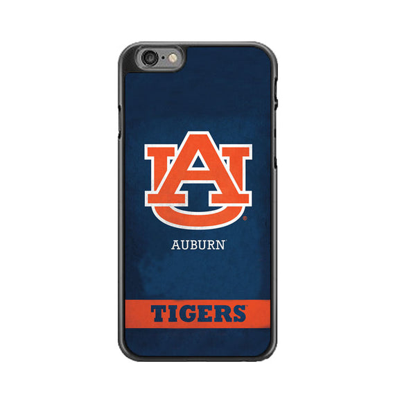 Auburn The Tiger With Texture Grunge iPhone 6|6S Case | Babycasee