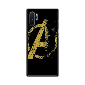 Avenger Endgame Splash Samsung Galaxy Note 10 Plus Case | Babycasee