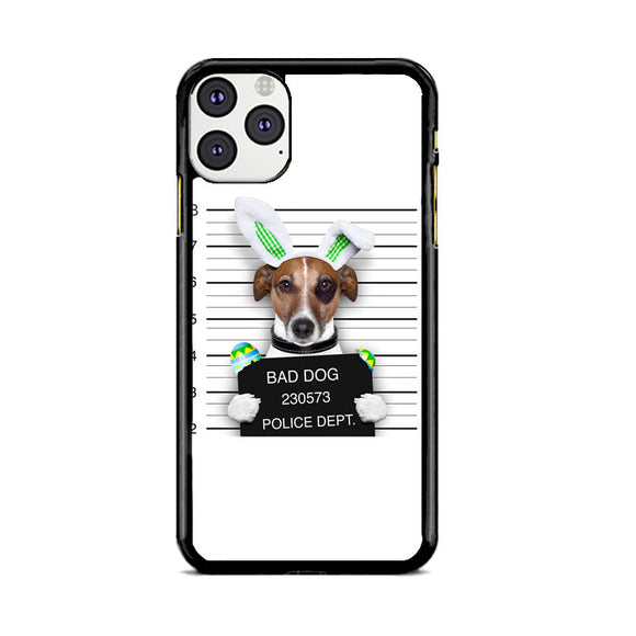 Bad Dog Police Wanted iPhone 11 Pro Max | Babycasee