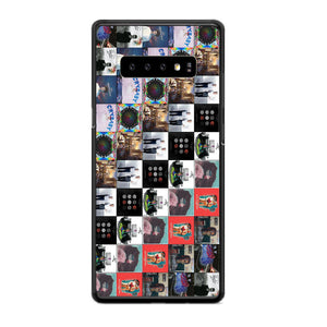 Band Album Compilation Samsung Galaxy S10 Case | Babycasee
