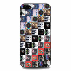 Band Album Compilation iPhone 5|5S|SE Case | Babycasee