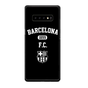 Barcelona Fc Black N White Samsung Galaxy S10 Plus Case | Babycasee