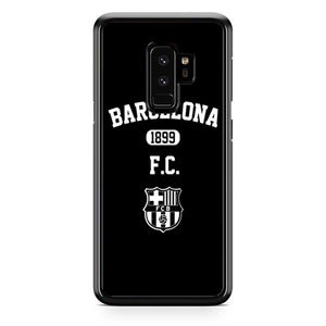 Barcelona Fc Black N White Samsung Galaxy S9 Plus| Babycasee