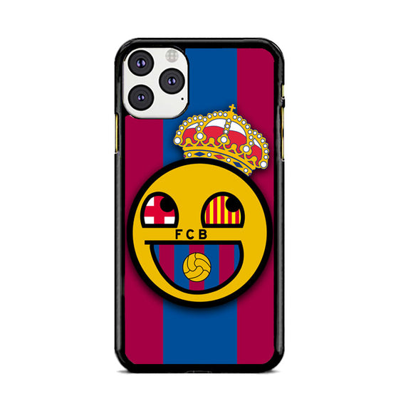 Barcelona Fc Emoticon iPhone 11 Pro Max | Babycasee