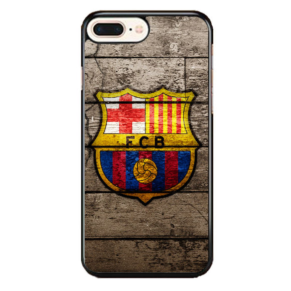 Barcelona Fc Wood Texture iPhone 8 Plus | Babycasee