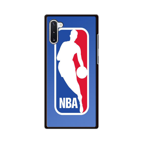 Basket Ball Nba Logo Blue Red Samsung Galaxy Note 10 Case | Babycasee