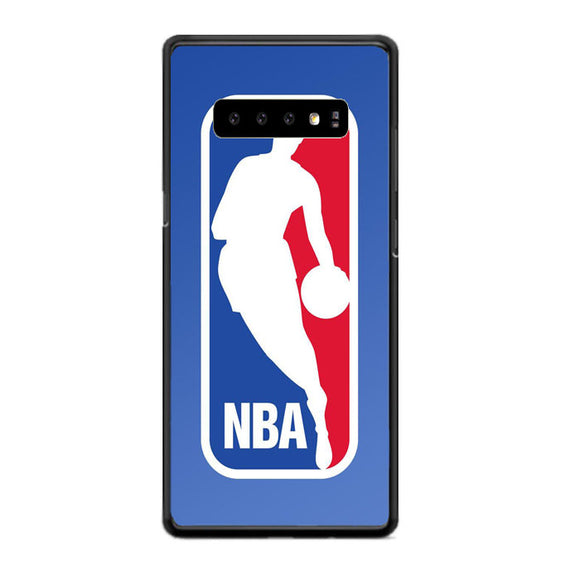 Basket Ball Nba Logo Blue Red Samsung Galaxy S10 Case | Babycasee