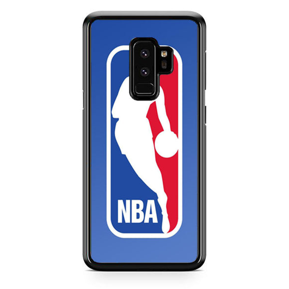 Basket Ball Nba Logo Blue Red Samsung Galaxy S9 Plus| Babycasee