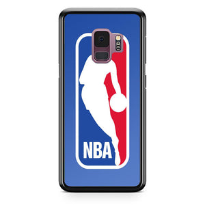 Basket Ball Nba Logo Blue Red Samsung Galaxy S9 Case | Babycasee