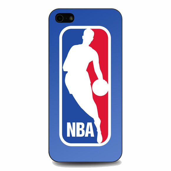 Basket Ball Nba Logo Blue Red iPhone 5|5S|SE Case | Babycasee