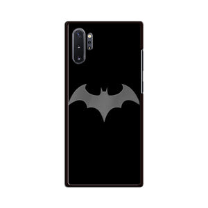 Batman Logo Metal Grey Samsung Galaxy Note 10 Plus Case | Babycasee