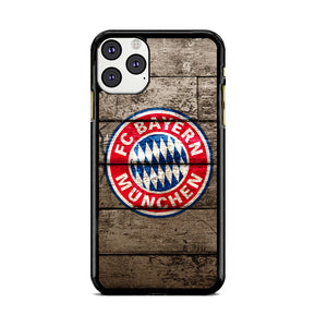 Bayern Munchen With Wood Texture iPhone 11 Pro Max | Babycasee