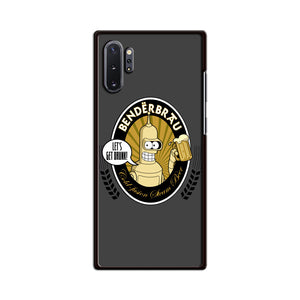 Beer Drink Robo Samsung Galaxy Note 10 Plus Case | Babycasee