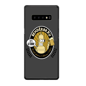 Beer Drink Robo Samsung Galaxy S10 Plus Case | Babycasee