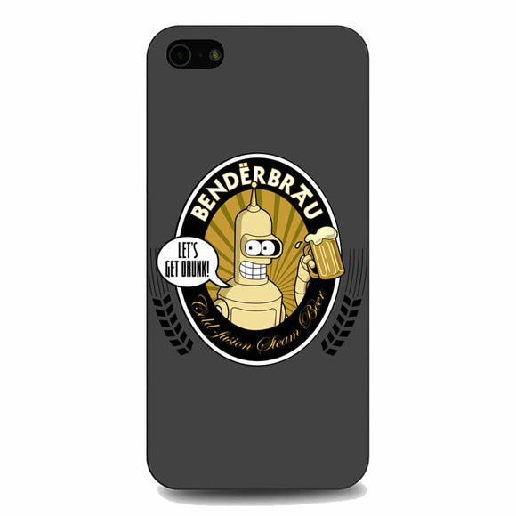 Beer Drink Robo iPhone 5|5S|SE Case | Babycasee