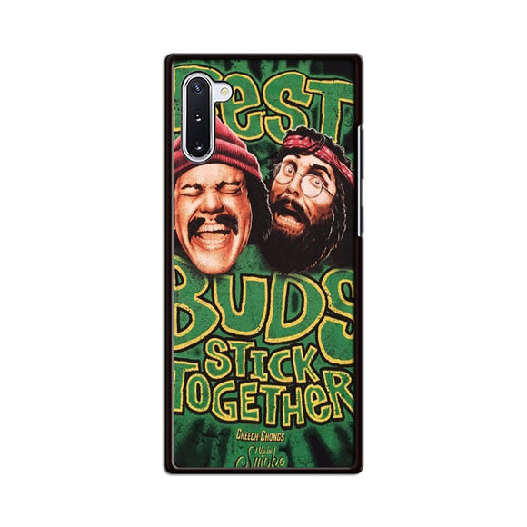 Best Buds Stick Together Cheech And Chong Samsung Galaxy Note 10 Case | Babycasee