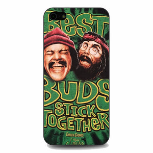 Best Buds Stick Together Cheech And Chong iPhone 5|5S|SE Case | Babycasee