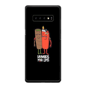Best Friend Homies For Life Samsung Galaxy S10e Case | Babycasee