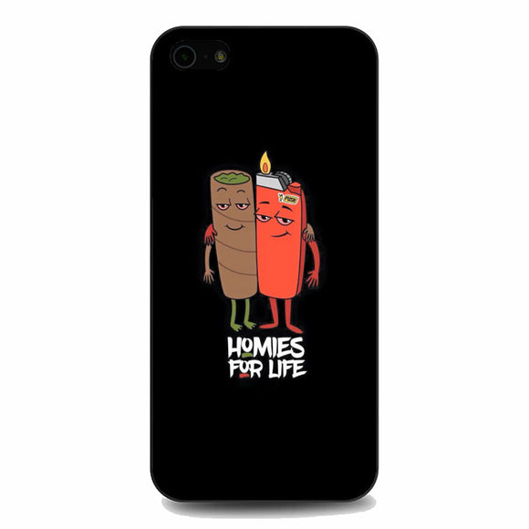 Best Friend Homies For Life iPhone 5|5S|SE Case | Babycasee
