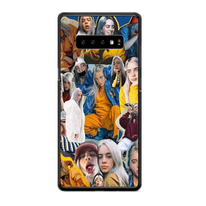 Billie Eilish Collage Samsung Galaxy S10 Case | Babycasee