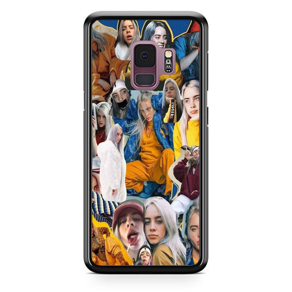 Billie Eilish Collage Samsung Galaxy S9 Case | Babycasee