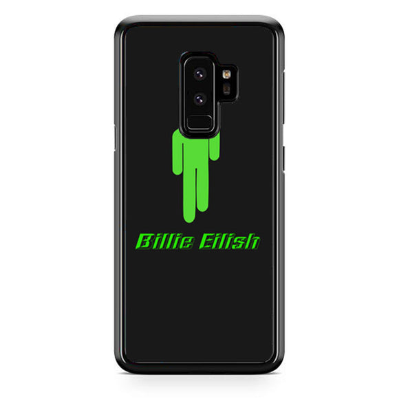 Billie Eilish Green Symbol Samsung Galaxy S9 Plus| Babycasee
