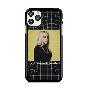 Billie Eilish Grid Background iPhone 11 Pro Max | Babycasee