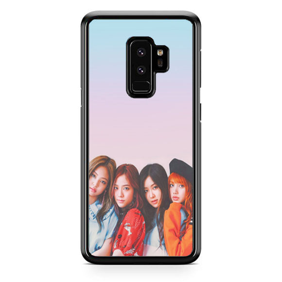Blackpink Gradient Girl Samsung Galaxy S9 Plus| Babycasee