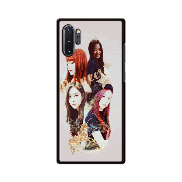 Blackpink Princess Samsung Galaxy Note 10 Plus Case | Babycasee