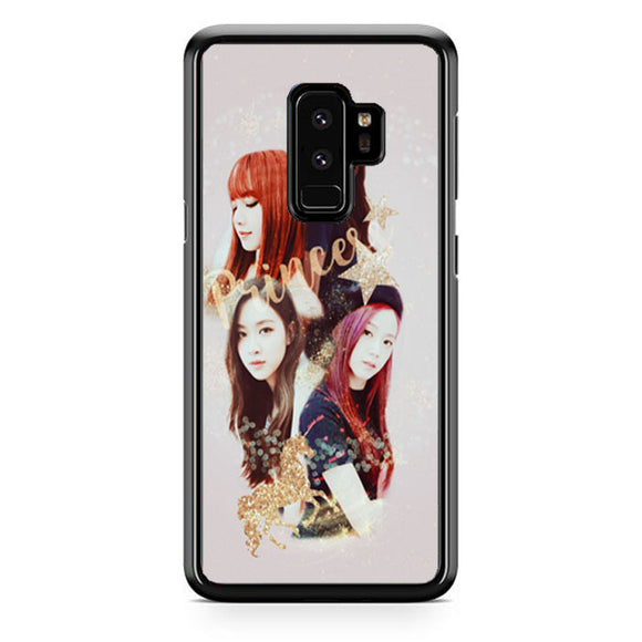 Blackpink Princess Samsung Galaxy S9 Plus| Babycasee