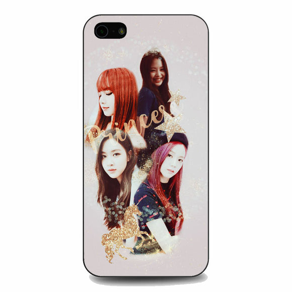 Blackpink Princess iPhone 5|5S|SE Case | Babycasee