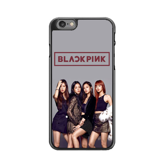 Blackpink Squad Girl iPhone 6|6S Case | Babycasee