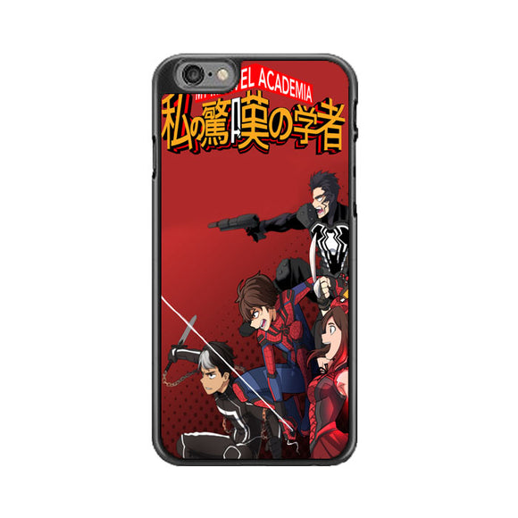 Bokuno Hero X Avenger iPhone 6 Plus|6S Plus Case | Babycase