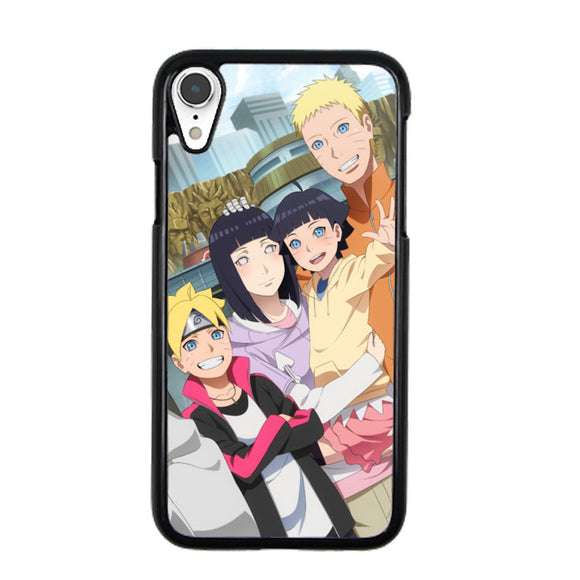 Boruto And Happy Family iPhone XR Case | Babycase