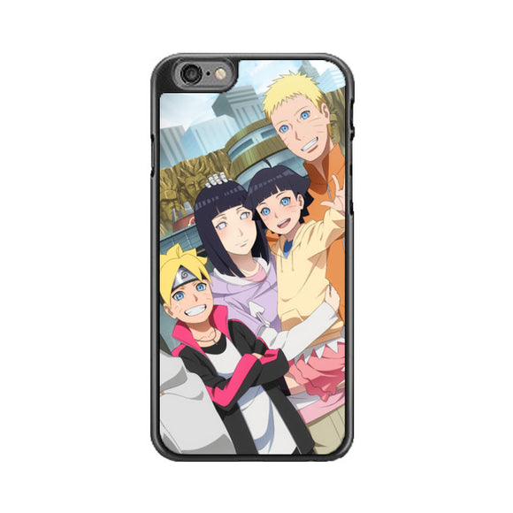 Boruto And Happy Family iPhone 6 Plus|6S Plus Case | Babycase