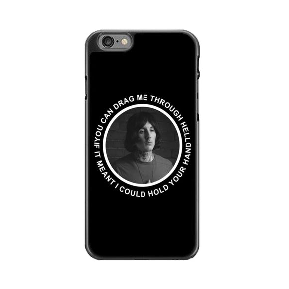 Bring Me The Horizon Oliver Skyes iPhone 6 Plus|6S Plus Case | Babycase
