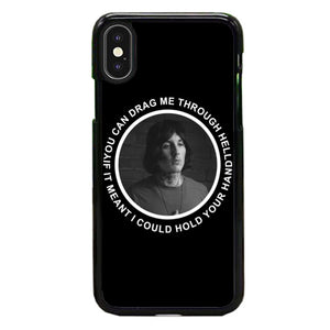 Bring Me The Horizon Oliver Skyes iPhone XS Case | Babycase