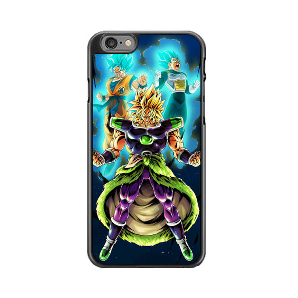 Brolly Super Dragon Ball iPhone 6 Plus|6S Plus Case | Babycase