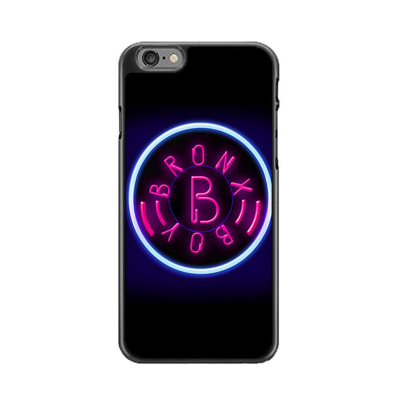 Bronx Neon Circle iPhone 6 Plus|6S Plus Case | Babycase