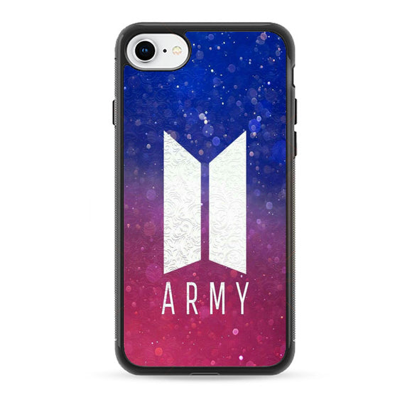 Bts Army Bokeh Gradient iPhone 8 Case | Babycase