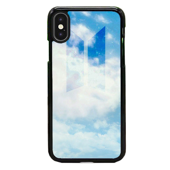 Bts Logo Blue Sky iPhone XS Max Case | Babycase